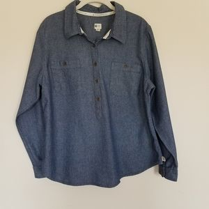 TOMS for Target Chambray Shirt